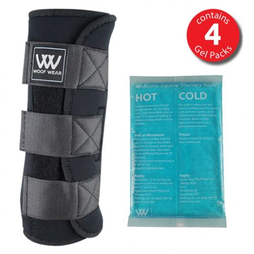 Woof Wear Cooling Boots with icepack