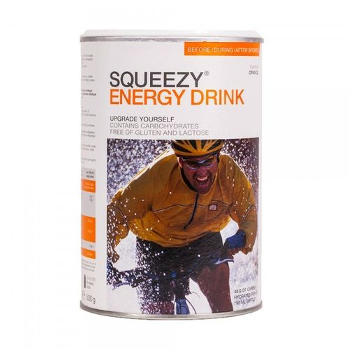 Squeezy Energy Drink 50g Beutel / 500 g Dose
