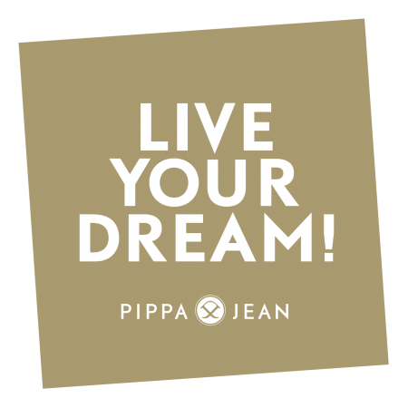 PIPPA JEAN - LIVE YOUR DREAMS